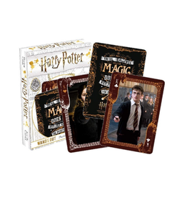 Harry Potter: Wands Out Deck of Cards