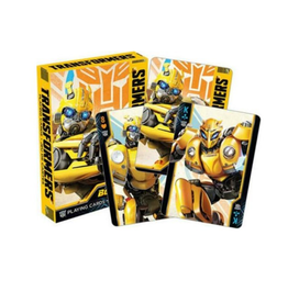 Transformers: Bumblebee Deck of Cards