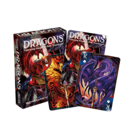 Dragons Deck of Cards