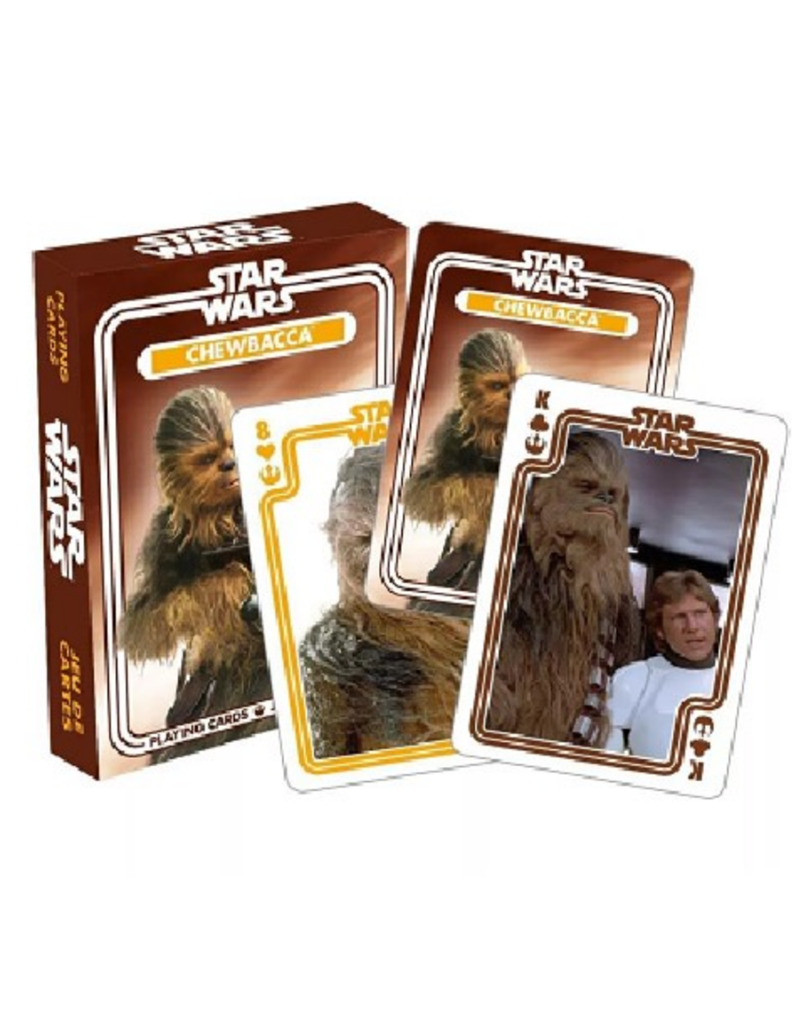 Chewbacca Deck of Cards