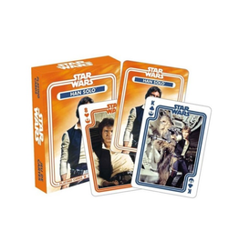 Han Solo Deck of Cards