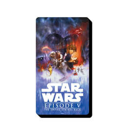 Star Wars Episode V Movie Poster Funky Chunky Magnet