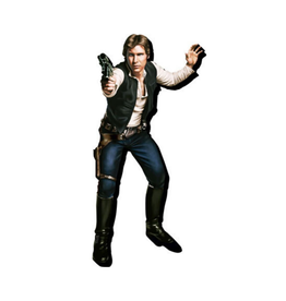 Han Solo Funky Chunky Magnet