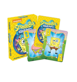 SpongeBob SquarePant:s Deck of Cards