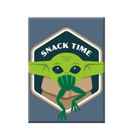 Mandalorian: Snack Time