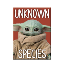 The Mandalorian: Unknown Species