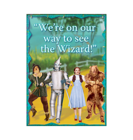 Ata-Boy Wizard of Oz: We're on our way to see the Wizard