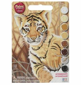 Paint Works Tiger Cub (Intermediate)