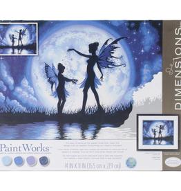 Paint Works Twilight Silhouette