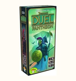 7 Wonders Duel (Pantheon Expansion)