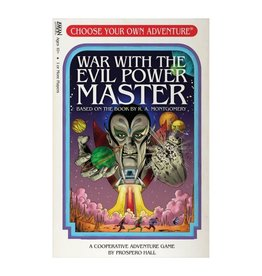 Z-Man Games War With the Evil Power Master Game