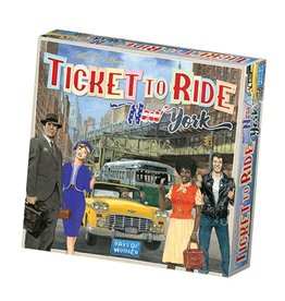 Ticket to Ride (New York)