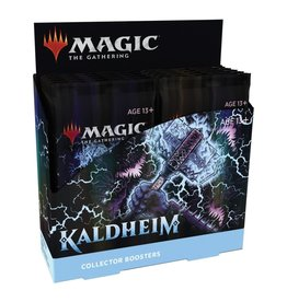 Wizards of the Coast Collector Booster Box (Kaldheim)