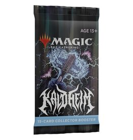 Wizards of the Coast Collector Booster Pack (Kaldheim)