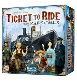 Ticket to Ride (Rails & Sails)
