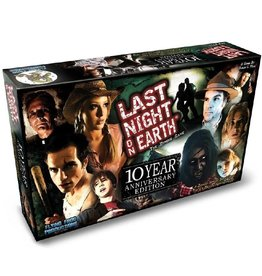 Last Night on Earth: The Zombie Game (10th Anniversary Ed.)