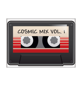 Ata-Boy Guardians of the Galaxy: Cosmic Mix Tape Magnet