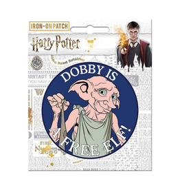 Ata-Boy Harry Potter: Dobby is a Free Elf! Iron on Patch