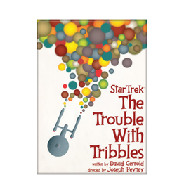 Ata-Boy Star Trek: The Trouble with Tribbles Poster