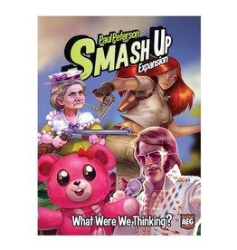 AEG Smash Up (What Were We Thinking?)