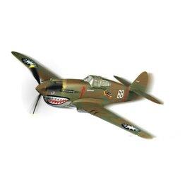 Squadron Models P-40B/C Warhawk Quick Kit
