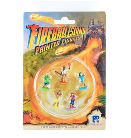Fireball Island (Painted Figures)