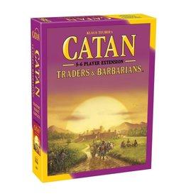 Catan (Traders & Barbarians, 5-6 Players)