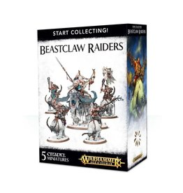 Games Workshop Start Collecting: Beastclaw Raiders