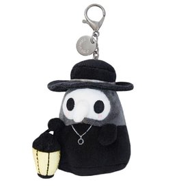 Squishables Micro Squishable - Plague Doctor