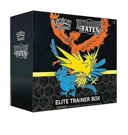 Elite Trainer Box (Hidden Fates)