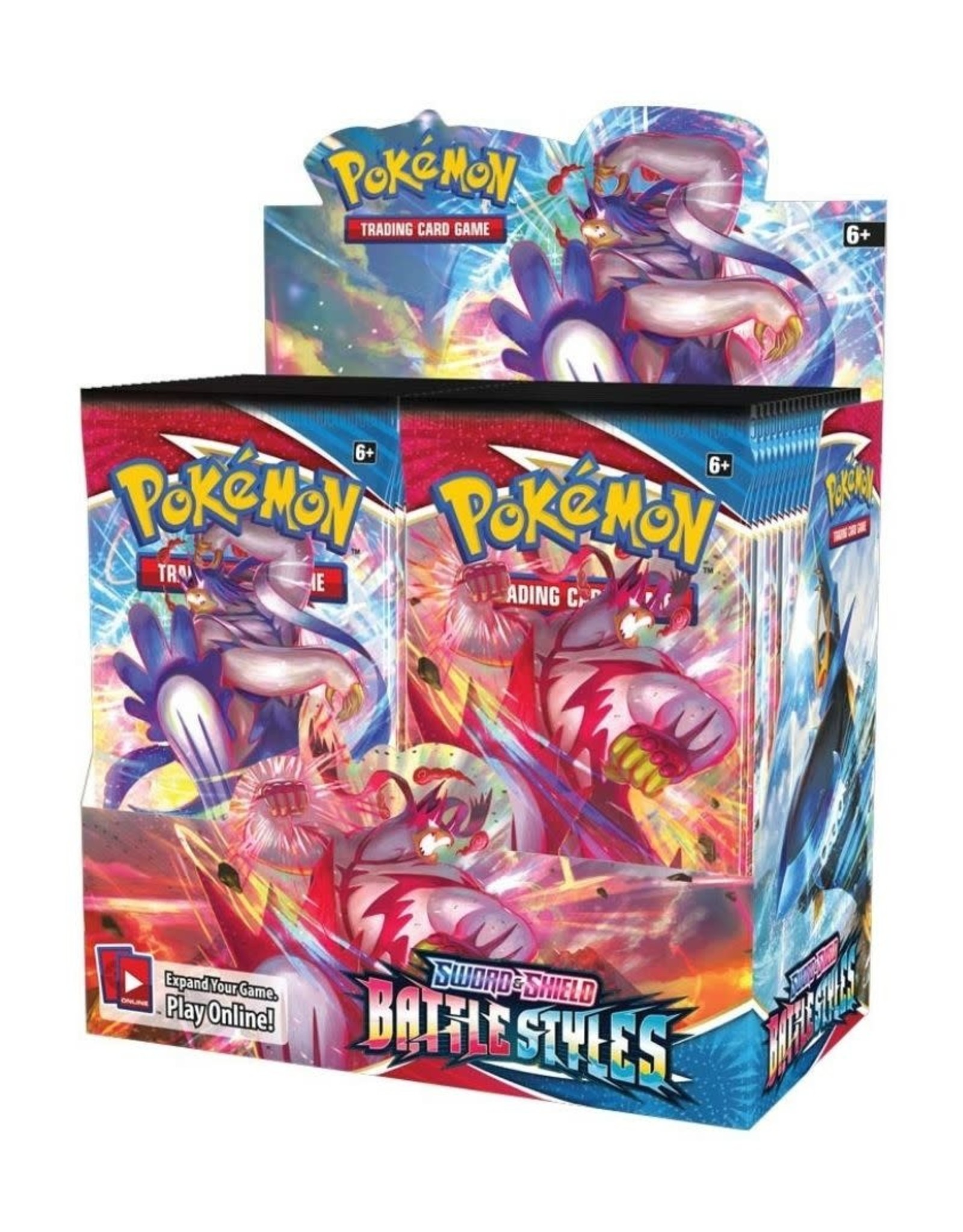 Booster Box (Battle Styles)