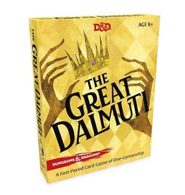 Wizards of the Coast The Great Dalmuti (D&D Edition)