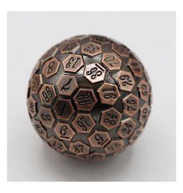 Foam Brain Games 45mm D100 (Metal - Copper)