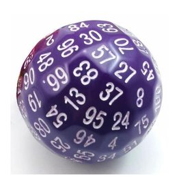 Foam Brain Games 45mm D100 (Purple)