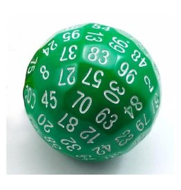 Foam Brain Games 45mm D100 (Green)
