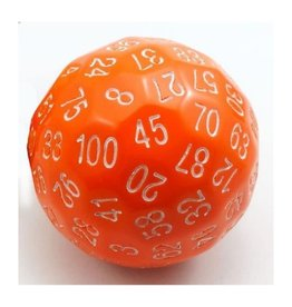 Foam Brain Games 45mm D100 (Orange)