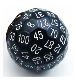Foam Brain Games 45mm D100 (Black)