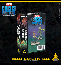 Marvel Crisis Protocol (Angela and Enchantress)