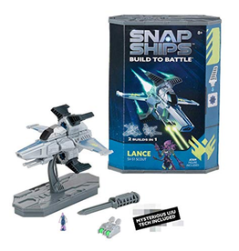 Play Monster Snap Ships - Lance SV-51 Scout