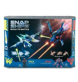 Play Monster Snap Ships - Wasp/Falx Battle Set