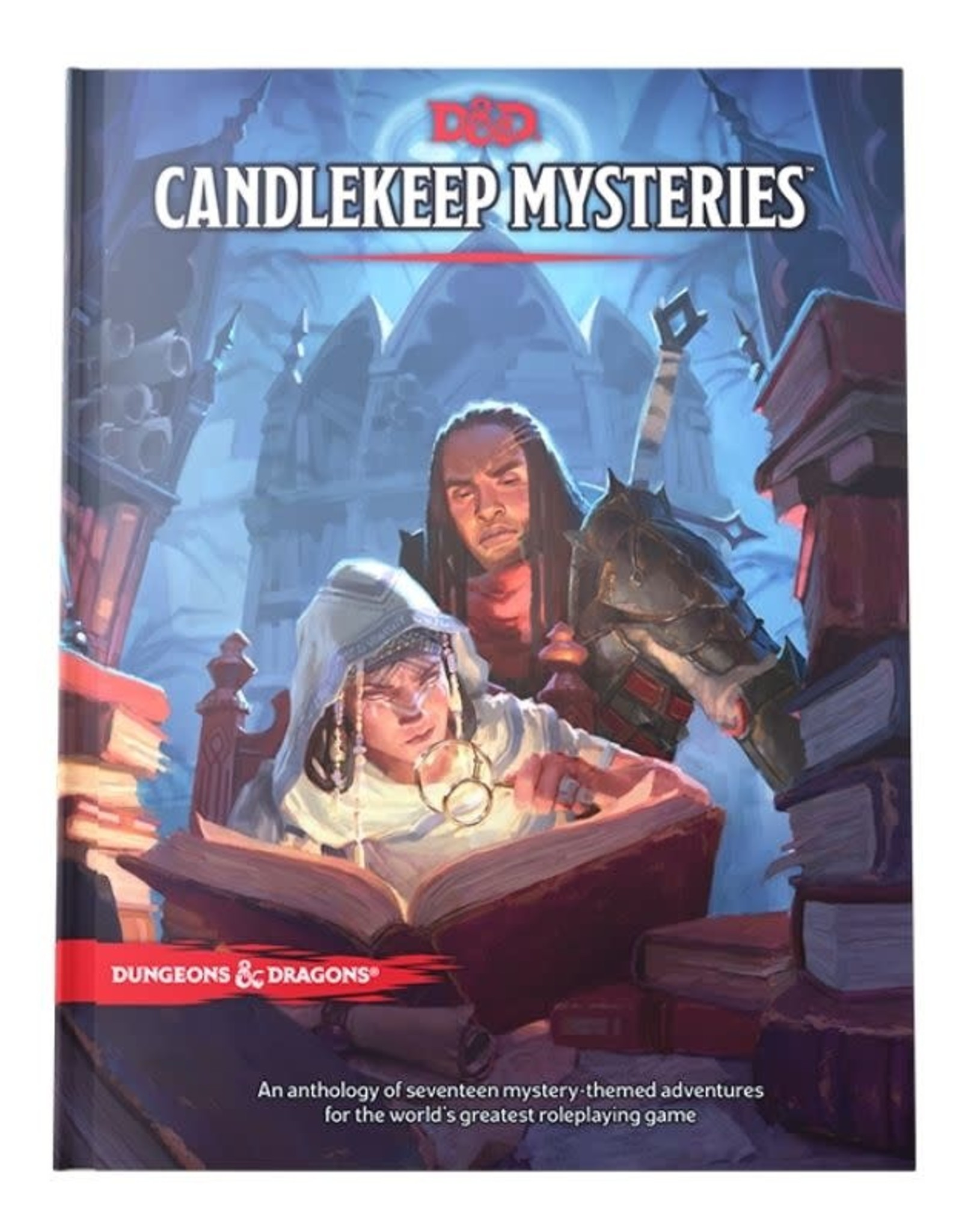 Wizards of the Coast Candlekeep Mysteries (Standard Cover)