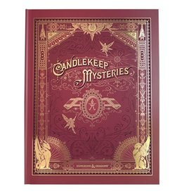 Wizards of the Coast Candlekeep Mysteries (Limited Cover)