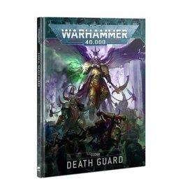 Games Workshop Codex: Death Guard (9th Edition)