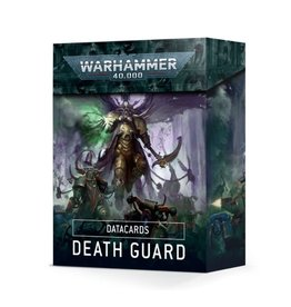 Games Workshop Datacards (Death Guard) - 9th Edition