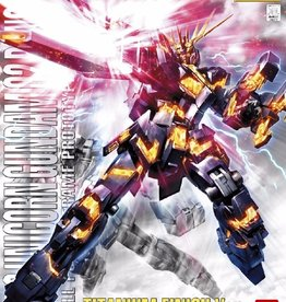 Unicorn Gundam 02 Banshee (Titanium Finish Version)