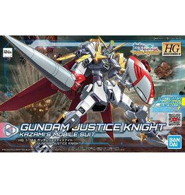 Gundam Justice Knight Kazami's Mobile Suit (High Grade)