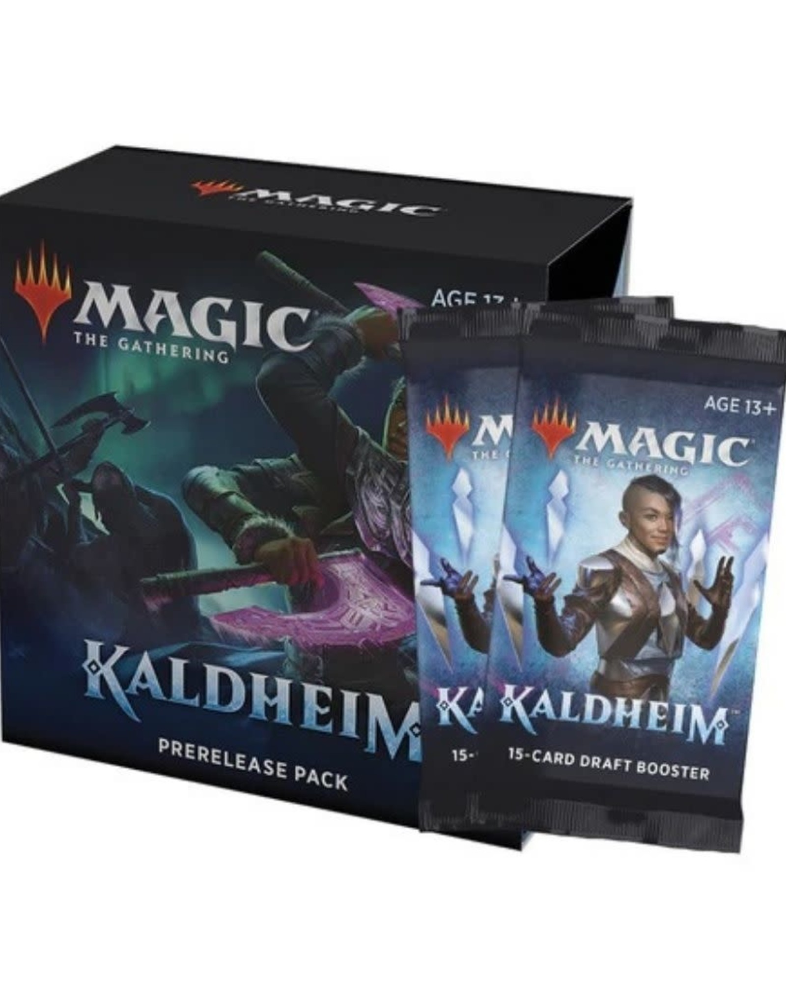 Wizards of the Coast Prerelease Pack (Kaldheim)