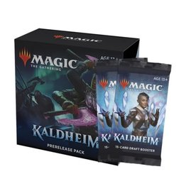 Wizards of the Coast Prerelease Pack (Kaldheim)