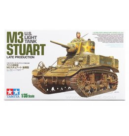 US Light Tank M3 Stuart