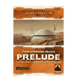 Terraforming Mars (Prelude)
